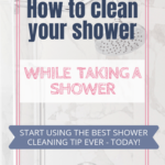 The best shower cleaning tip ever 1