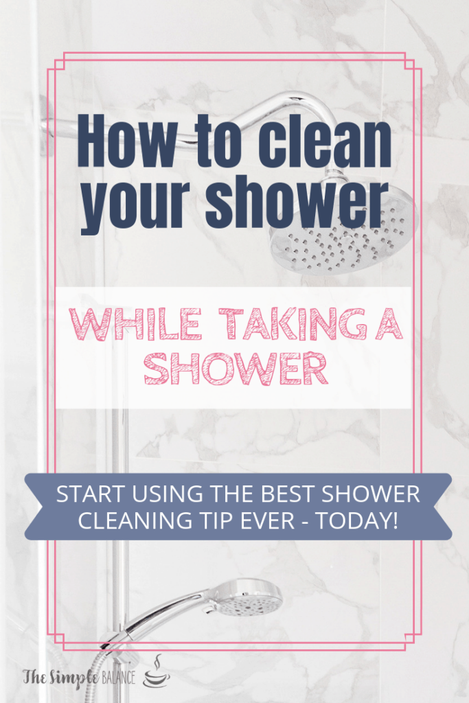 The best shower cleaning tip ever 4