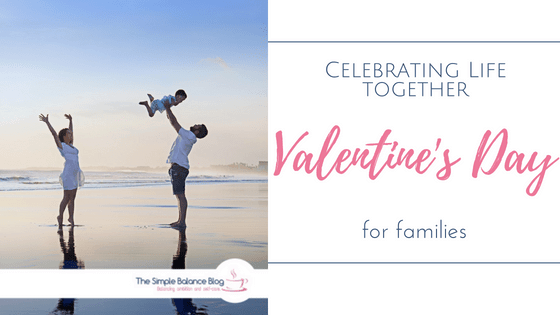 Valentine's day for families title image