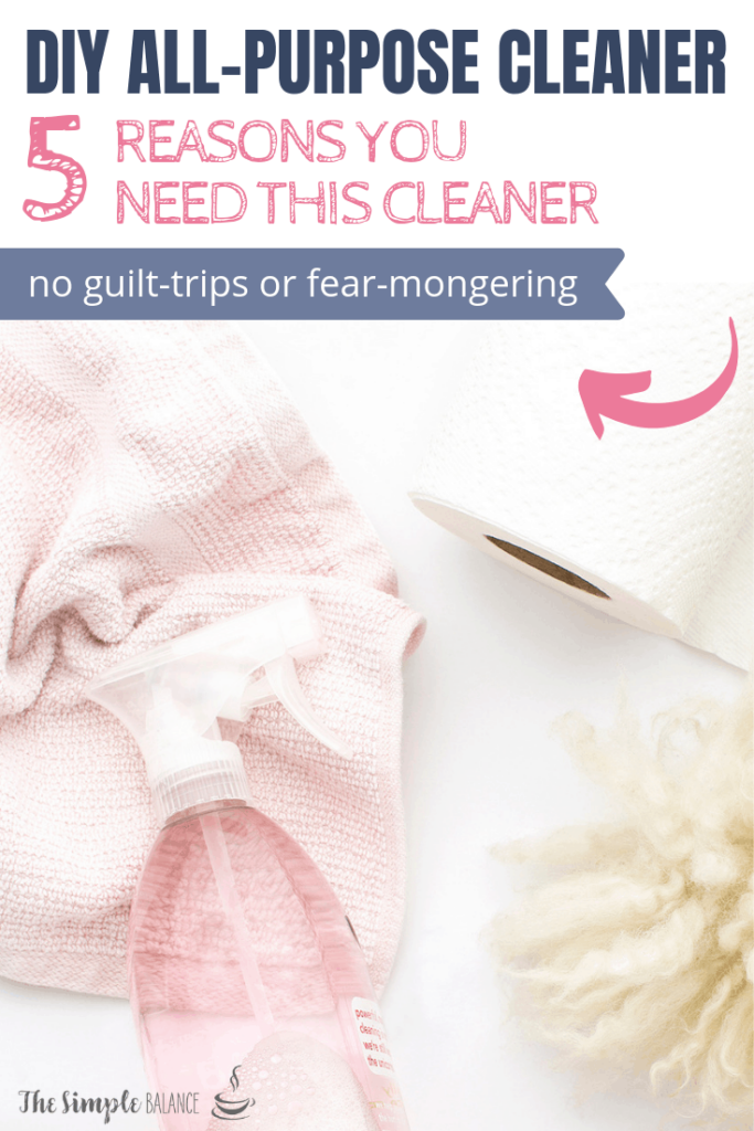 Natural all-purpose cleaner: 5 reasons you need this 3