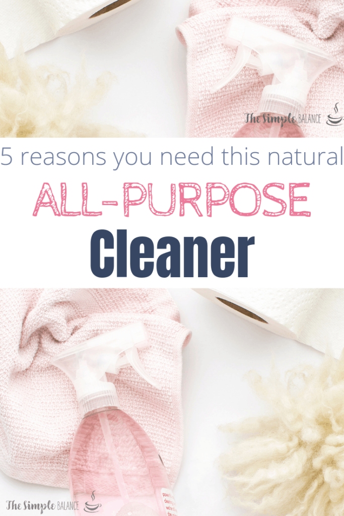 Natural all-purpose cleaner: 5 reasons you need this 4