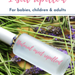 DIY Natural Insect Repellent - for babies, children and adults 1