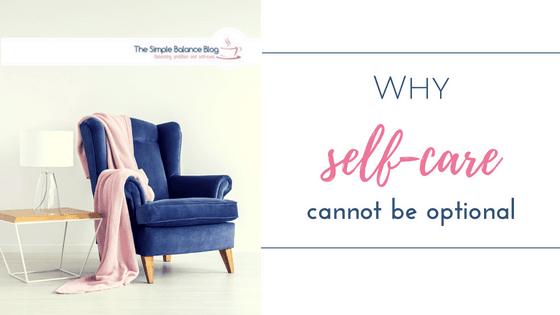 self care title image