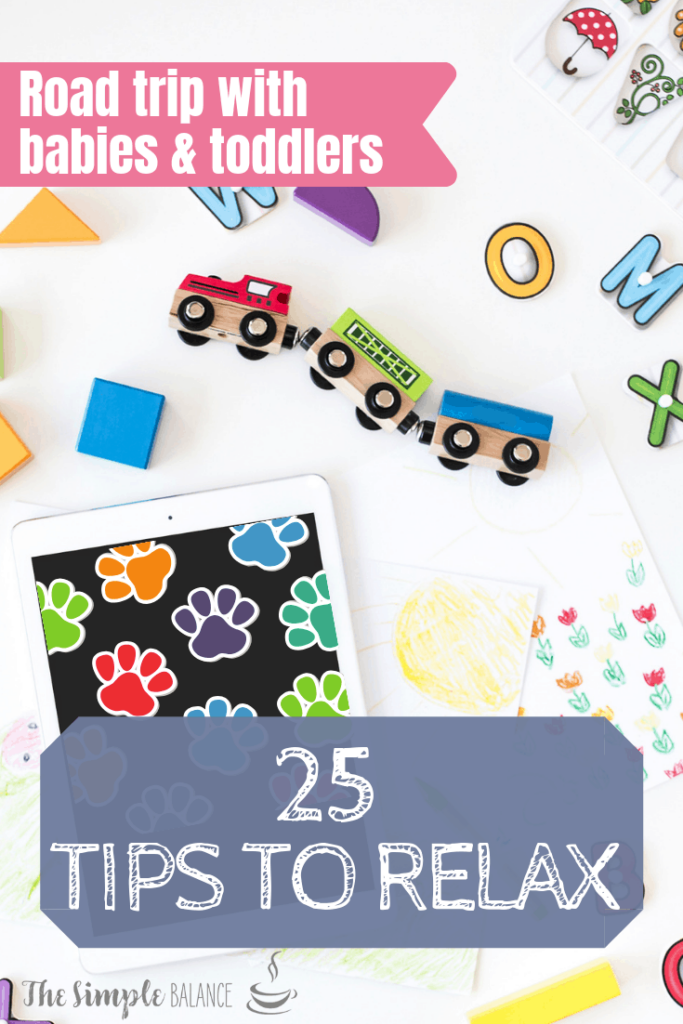 25 handy tips: Road trip with babies & toddlers 8