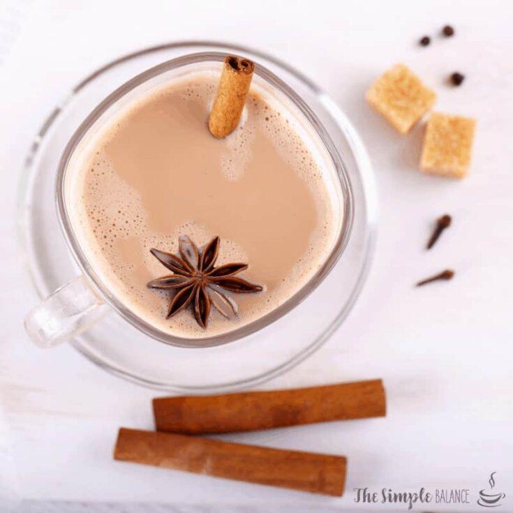 Chai Latte syrup