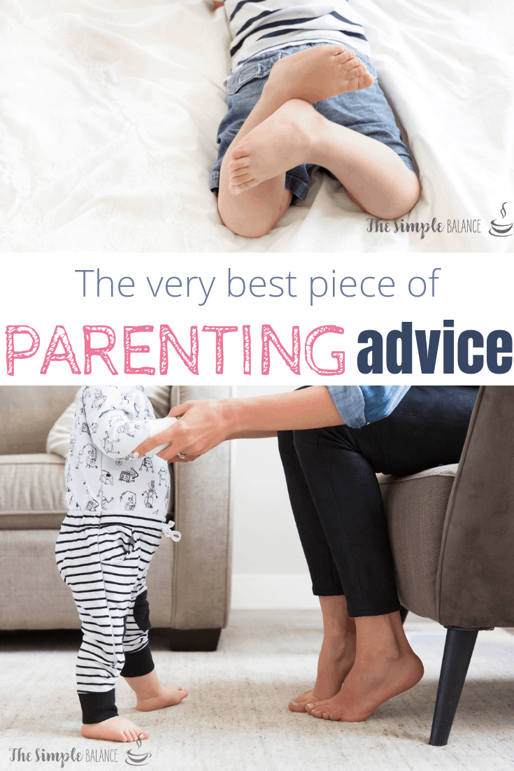 The best parenting advice I ever received 2