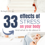 33 Effects of stress on the body 1
