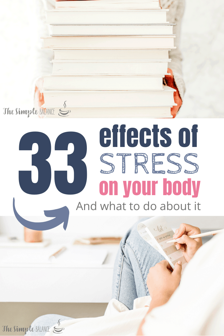 33 Effects of stress on the body 5