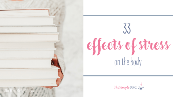 33 Effects of stress on the body 2