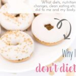 Why I don't diet anymore 1